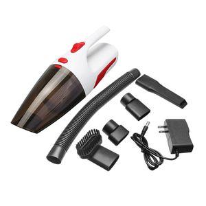120W 12V Vaccum Cleaner 5000PA Super Saccance اللاسلكي المحمول الذي يمكن إعادة تغذيته Car Canus Cleaner Wet / Dry Dual Dual Use Car Hou