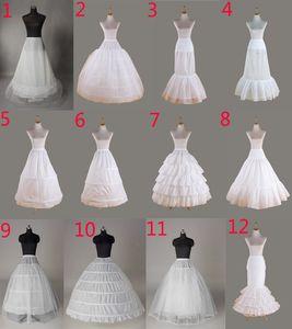 Petticoat Sottogonna Sottoveste Da Sposa Vestito Da Sposa Crinoline Hoopless
