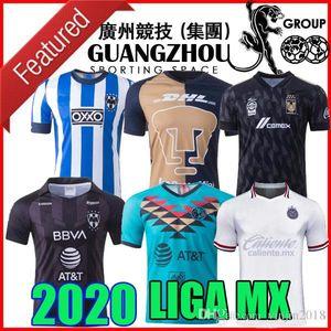 Rayados Monterrey Fußball Jerseys 2019 Club America Klub-Weltmeisterschaft 2020 Chivas Pizarro Maximiliano Tigres UANL cougar unam Fußballhemden