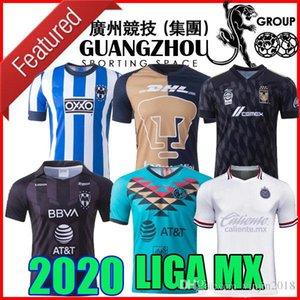 Rayados Monterrey pullover di calcio 2019 Club America Club World Cup 2020 Chivas Pizarro Maximiliano Tigres UANL Cougar maglie da calcio UNAM