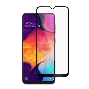 9 h cobertura completa protetor de tela de vidro temperado para samsung galaxy j4 2018 j6 2018 j8 PLUS A10E 700PCS / LOT nenhum pacote de varejo