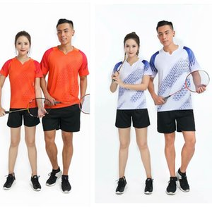 Free Delivery 2020 Print New Qucik dry Badminton sports clothes Women Men, badminton wear sets ,Sports Tennis suit, table tennis clothes
