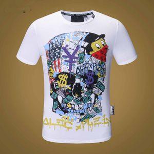Das T-Shirt der neuen Sommerunterzeichner-Männer, das heiße bohrende Medusat-shirts der Hochleistungsmarkenoberseitenbaumwollhüftehopfent-shirt Biker verkauft, trägt T-Shirts T-Stücke zur Schau