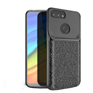 2020 Battery case for xiaomi mi 8 lite slim power case for xiaomi 8 lite 4700mAh powerbank Soft TPU design for MI8 lite