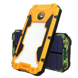 핫 판매 휴대용 모바일 태양 광 전원 공급 장치, 태양열 충전기, 나침반 태양 광 충전기, 배터리 용량 150000mah