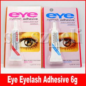 New Adhesive Falsche Wimpern Wimpernkleber Make-up Klar Weiß Schwarz Wasserdicht Makeup Tools 7g