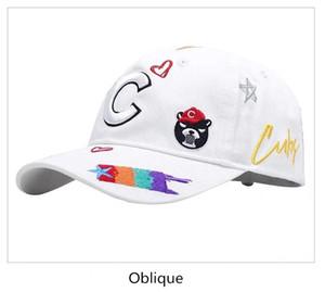 Moda Cappelli Designer Mens donna famosi berretto da baseball di marca MMLLBB Cappelli 2 opzione di colori Beanie Casquette altamente qualità