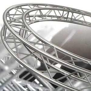 Система ферменной конструкции освещения ферменной конструкции spigot верхнего качества алюминиевая для сбывания