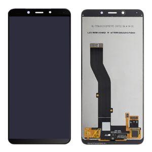LCD-Digitizer für LG K20 2019 K8 + K8 Plus mit 5,45 Zoll IPS-LCD kapazitiven Touch Screen Assembly Ersatzteile No Frame Schwarz