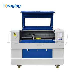 60W CNC CO2 laser engraving cutting machine 600 * 900m wood acrylic coter machine DIY crafts engraver
