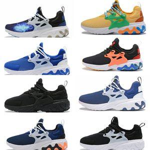 2020 Reagir Presto Homens Mulheres Running Shoes Panda Triplo Preto Rabid Breezy quinta-feira Brutal mel instrutor respirável Sports Sneaker Runner