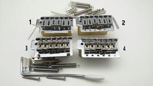 Горячие продажи Одно вибрато Copper Brass Base гитары моста Подходит для ST гитары / Сделано в Корее