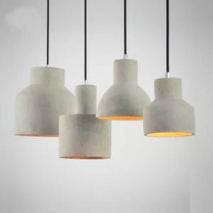 restoran oturma odası için anahtar aydınlatma armatür ile Vintage art deco çimento Gravür asılı kolye lamba 220v E27 LED ışık
