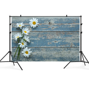 Retro del grano de madera Junta tablón Photo Telón de fondo fondo del estudio del paño de pantalla de fondo Foto Decoraciones de tela Telón de fondo