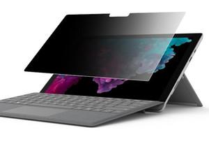 Anti Glare Pour Microsoft Surface Pro 3 4 5 6 7 Livre / ordinateur portable 2 Verre Trempé Surface Go 2 Film de protection Surface Pro X Protecteur d'écran