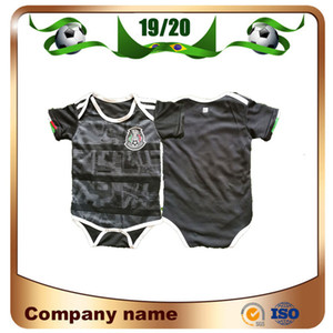 2019 Gold Cup Baby Mexico Soccer Jersey 19/20 Home CHICHARITO LOZANO MARQUEZ DOS SANTO Fútbol Kids Kit 9-18 meses Camiseta