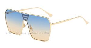 Büyük çerçeve Retro erkek ve kadınlar yeni metal modacı gözlük sıcak marka vaka ile 8803 gözlük güneş gözlüğü