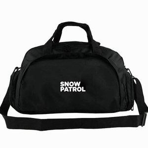Sac de sport de la patrouille des neiges Sac fourre-tout Signal du sac à dos Band Fire Sac de sport bandoulière Sac de sport pour homme