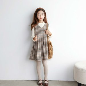 Yeni Marka Bebek Kız Kazak Çocuklar Temel Kazak Çocuk Elastik Renkli Tüm Eşleşmiş Uzun Kollu Gömlek Tops, # 3330