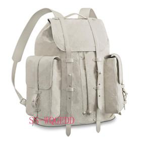 Последний дизайнерский рюкзак сумка высокое качество двухцветный сшитый рюкзак школа открытый мешок мода большой емкости кожаный дорожный пакет