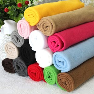 48cm160cm Fleece crystal super soft Clothing plush fabric For Sewing DIY Handmade Home Textile Cloth For Toys Plush Fabric