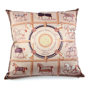 alta precisión cojín del sofá abrazo de almohada de seda de simulación de caoba casa nórdica de oro local de lujo real de satén almohada cojín amortiguador del tiro