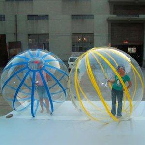Ücretsiz kargo çocuklar için en kaliteli oyuncaklar dia 1.5 m şişme yürüyüş topu, su zorb top, satılık ucuz su topu