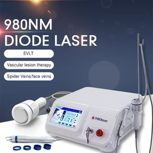 30w diode 980nm laser perment spider veins removal 980nm facal vasculare removal treatment in beauty spa