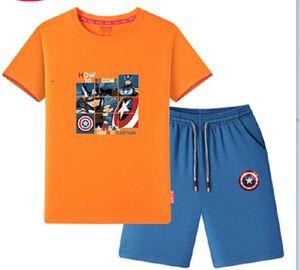 2020 - Baby Boys Girls Designer T-shirts Shorts Suit Brand Tracksuits 2 Kids Clothing Set Hot Sell Fashion Summer 100%cotton Ng1