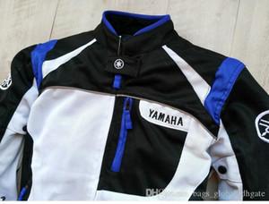 YAMAHA été costume course Net moto Respirant anti-UV Ecusson veste d'équitation de haute qualité Matériel Y-812 coupe-vent