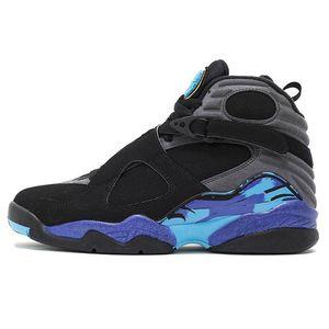 Nike Air Jordan 8 All'ingrosso 2019 Bugs Nuovo 8 VIII alternative Bunny 8s Nero Cromo Uomo Bambini scarpe da basket Aqua VIII three-peat Athletic Shoes Retro Sneakers