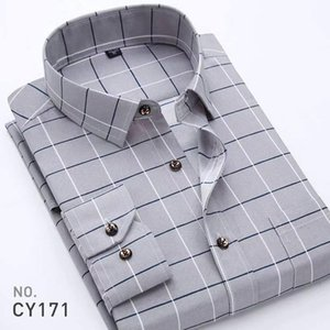 Men Fashion Casual Long Sleeved Printed Floral Shirt Slim Fit Male Social Business Dress Shirt Brand Men Clothing