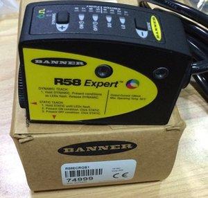 R58 Perito R58ECRGB1 Sensor de Código de Cores Sensor Fotoelétrico 100% Original Novo