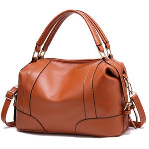Belle2019 Bag Ma'am Middle Age Mujer Bolso Satchel Satchel Single Shoulder Mom Package