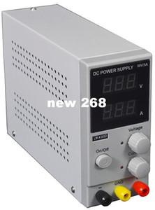 Freeshipping Novo 30 V 10A Display LED Comutação Ajustável DC Power Supply LW-K3010D Laptop Reparação Retrabalho