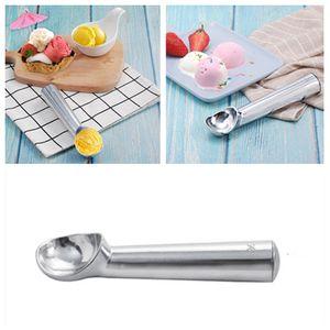 Eis Art und Weise Metallschaufel Selbst schmelzen Eis Kugeln Kugel Schaufel Konditorei Bar kichen Ice Cream ToolsT2I5916