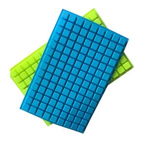 126 Полость лед Форма Инструментов электронных силиконовых форм конфета Форму для Шоколадного торта Cube Tray Candy Ice Cube Maker панель инструментов KKA7778