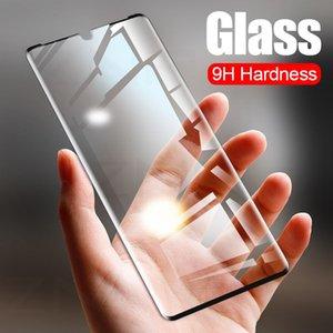 Al por mayor de vidrio templado en la pantalla para Huawei P30 Pro protector completo para Huawei P30 Lite Teléfono película protectora de p30 Pro Glass