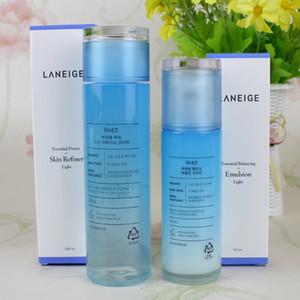 Laneige Water Bank Esencia refrescante Loción hidratante Agua mineral Día Noche Reparación 120ML 2 unids / lote Envío rápido