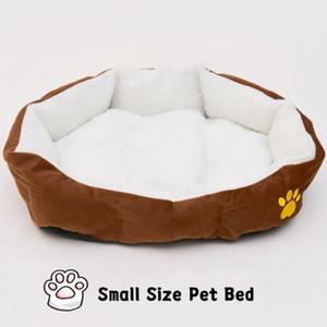 Горячая Продажа Lamb кашемира собака Питомник Теплого Малый Pet Cat Dog House моющийся коврик Pet Принадлежность