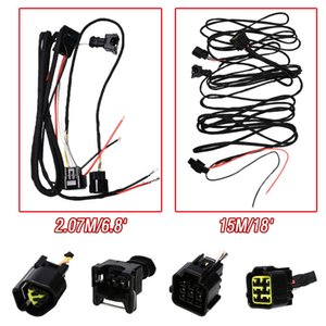 Diesels Heater Harness For Air Diesels Parking Heater 2.07M 6.8' 15M 18' Main Wire Harness For Cars Truck Caravan Boat