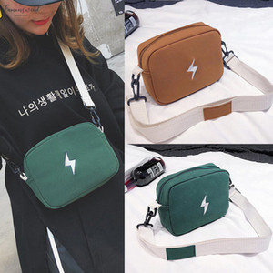 Female Casual Fashion Rectangle Shape Mini Portable Handbag Women Lady Girl Casual Shoulder Bag Crossbody Bag Pu Leather Zipper Coin Bag