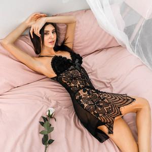 2020 nuovo arrivo delle donne sexy biancheria intima di modo del progettista delle donne sexy di Camicia vendita calda parti superiori delle donne vestiti di 4 colori di formato M-XL PH-YF20471