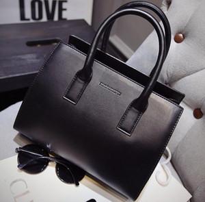 Berühmte Designer-Handtaschen der europäischen und amerikanischen Marke Taschen Dame Letter-Qualitäts-Leder Mode Schultertasche