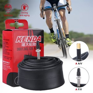 Kenda Bike Tire Byyl Gomma Bicycle Inner Tube 26 '' 27.5 '' Presta / Schrader Valve Tube per mountain Bicycle Road Bike