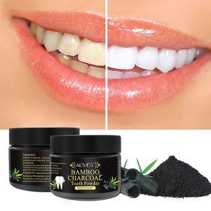 Les dents 30g blanchissant soins bucco-dentaires Charcoal Poudre naturelle Activated dents Charbon blanchisseur poudre Hygiène bucco-dentaire