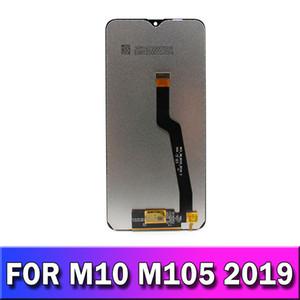 Pantalla LCD original para Samsung Galaxy M10 M10 2019 SM-105 M105F M105DS pantalla LCD de pantalla táctil digitalizador de envío libre de DHL