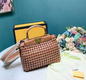Designer Crochet Modelo Bolsa Plain Projeto Bolsas Fashion Lady shouler sacos de alta qualidade design superior sente Mulheres Cruz Shoulder Bag / 8