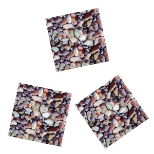 3pcs PVA Hydrographics Film Water Transfer Hydro Dipping Print 50cmx2M Pebbles