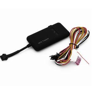 Mini GPS Car Tracker GPS localizador de corte de combustible TK110 GSM Tracker GPS para el coche 12-36V mapas de Google Realtime Tracking APP